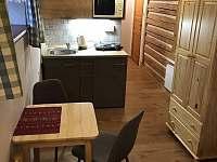 Dolní apartmán pro 2+1 - Pec pod Sněžkou