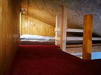 Dolní apartmán pro 2+1 - pronájem chalupy Pec pod Sněžkou