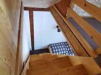 Ubytování v horním patře - Pec pod Sněžkou