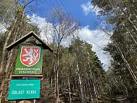 přírodní park Sýkornice - oblast klidu - Nová Paka - Štikov