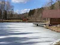 Štikovský rybník - Nová Paka - Štikov