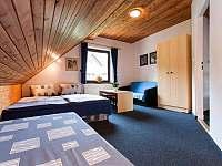 Apartmány Nový Svět 548 - pronájem apartmánu - 7 Harrachov