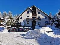 ubytování Sjezdovka Kořenov - Bavorák Apartmán na horách - Harrachov