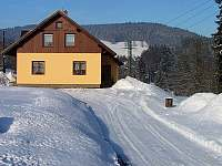 Apartmán na horách - okolí Pasek nad Jizerou