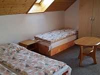 ložnice - apartmán k pronajmutí Jablonec nad Jizerou
