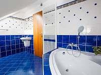 Apartmány YELLOW SKI - koupelna - k pronájmu Rokytnice nad Jizerou