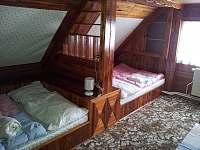 Druhá ložnice v patře - Víchová nad Jizerou