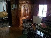 Obývací pokoj - Víchová nad Jizerou