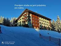 ubytování Lánov v apartmánu na horách
