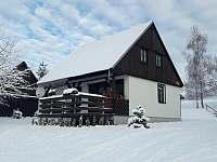 Chata k pronájmu - zimní dovolená Čistá v Krkonoších