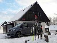 Happy Chalet Čistá v Krkonoších - chata ubytování Čistá v Krkonoších