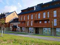 Apartmán ubytování v obci Velké Hamry