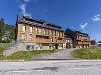 Ubytování Horní Mísečky - apartmán ubytování Horní Mísečky