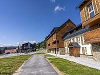 Ubytování v Horních Mísečkách - apartmán k pronájmu