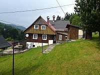Chata Fabaska v Dolní Rokytnici - k pronájmu