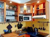 Apartmán U Sklárny - kuchyňský kout - Harrachov