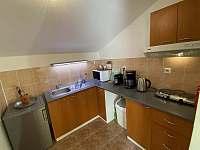 Apartmán 1 kuchyňský kout - k pronájmu Harrachov