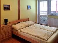ložnice 2 - pronájem chaty Svoboda nad Úpou