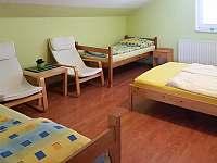 ložnice 3 - chata k pronajmutí Svoboda nad Úpou