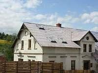 Penzion na horách - okolí Adršpachu