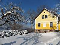 Penzion Anna Vrchlabí - zima -