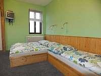 Pokoj č.1 - zelený - Vrchlabí - Hořejší Vrchlabí