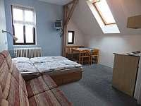 Pokoj č.2 - modrý - Vrchlabí - Hořejší Vrchlabí