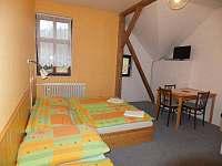 Pokoj č.5 - oranžovvý - Vrchlabí - Hořejší Vrchlabí