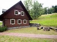Chalupa ubytování v obci Velké Hamry