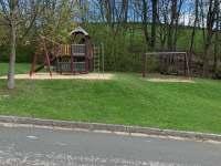 Dětské hřiště - Černý Důl - Čistá v Krkonoších