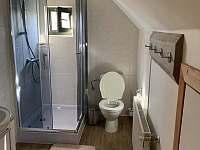 horní koupelna a wc - Černý Důl - Čistá v Krkonoších