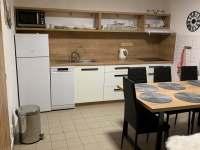 kuchyň - pronájem chaty Černý Důl - Čistá v Krkonoších