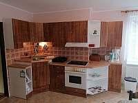 apartmán 1 kuchyň - ubytování Mladé Buky
