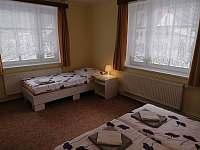 apartmán 1 ložnice - pronájem Mladé Buky