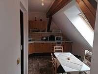 apartmán 2 kuchyň - Mladé Buky