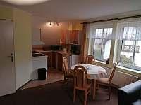 apartmán 3 kuchyňský kout - Mladé Buky