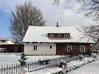 ubytování Skiareál Vrchlabí - Kněžický vrch na chalupě k pronájmu - Černý Důl - Fořt