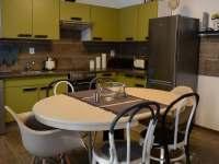 Apartmán 1 - Kuchyně - ubytování Rokytnice nad Jizerou