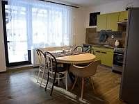Apartmán 1 - Kuchyně - k pronajmutí Rokytnice nad Jizerou