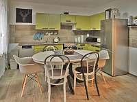 Apartmán 1 - Kuchyně - pronájem Rokytnice nad Jizerou