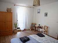 Apartmán 1 - Ložnice - Rokytnice nad Jizerou