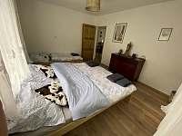 Apartmán 1 - Ložnice - k pronajmutí Rokytnice nad Jizerou