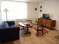 Apartmán 1 - Obývací pokoj - pronájem Rokytnice nad Jizerou