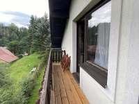 Apartmán 2 - Balkon - Rokytnice nad Jizerou