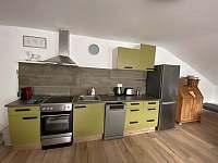 Apartmán 2 - Kuchyně - Rokytnice nad Jizerou