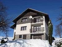 ubytování  v apartmánu na horách - Jestřabí v Krkonoších