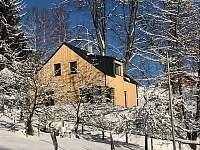 ubytování Skiareál Vrchlabí - Kněžický vrch na chatě k pronájmu - Vítkovice v Krkonoších