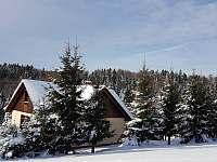 dům Benecko - zima 2018