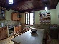 kuchyň 1.poschodí