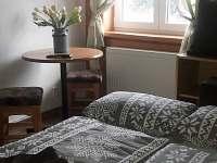 apartmán Krakonoš- obytná kuchyň